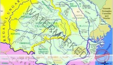 Formațiuni politice prestatale din spațiul românesc