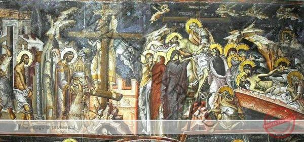 Patimile și moartea Domnului și Mântuitorului nostru Isus Hristos