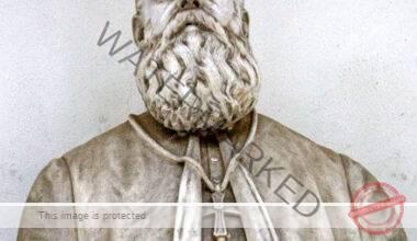 Bustul lui Atanasie Anghel