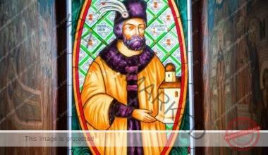 Miron Barnovschi. Biserica Sf. Ioan din Iași