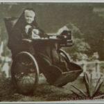 Carte postala ilustrata - Regina Elisabeta - 1916