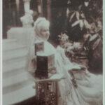 Carte postala ilustrata - Regina Elisabeta - nedatata