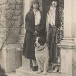 Prințesa Ileana și prințesa Elena a Greciei