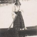 Prințesa Ileana în 1924