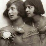 Prințesa Ileana și ducesa Kira în 1922