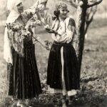Prințesa Ileana și Regina Maria în aprilie 1925