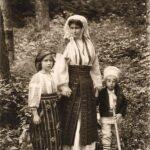 Prințesa Maria cu copiii săi, prințesa Maria și prințul Nicolae