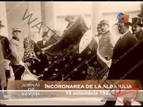 Încoronarea de la Alba Iulia a Regelui Ferdinand