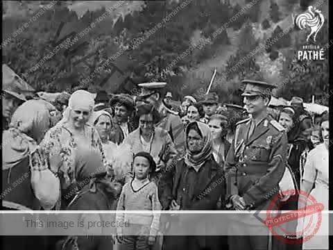 Moartea Reginei Maria, în 1938