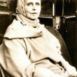 Regina Maria înainte de moarte, în 1938