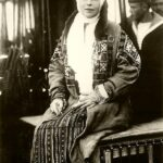 Regina Maria la Constanța, în 1924