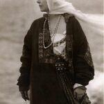 Regina Maria la Mamaia, în 1924