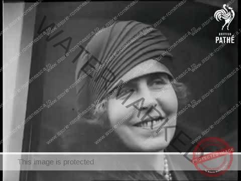 Vizita Reginei Maria în S.U.A. din 1926