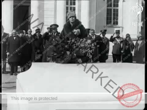 Vizita Reginei Maria în Statele Unite ale Americii, în anul 1926