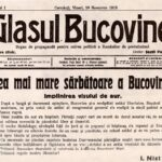 Glasul Bucovinei