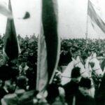 Participanți la Marea Adunare de la Alba Iulia din 1918