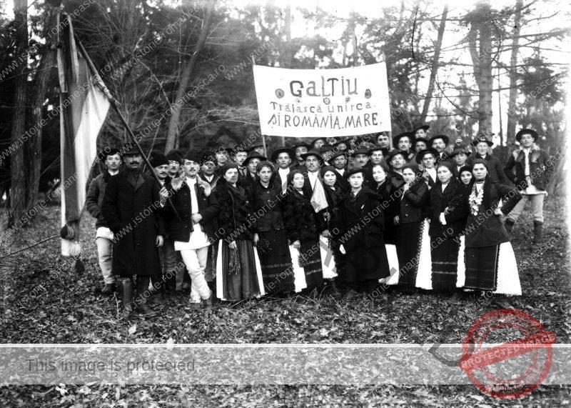 Samoilă Mârza: Unirea Transilvaniei cu România