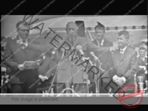 Mai 1968: vizita lui Charles de Gaulle în România
