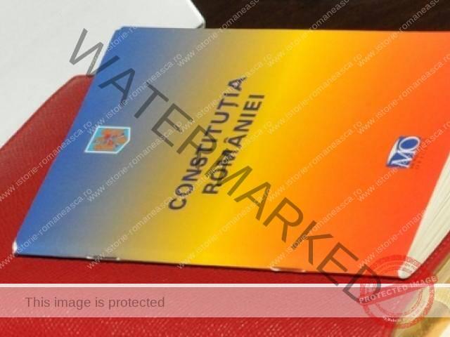 Constituția României