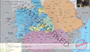 Țările Române în vremea lui Mihai Viteazul