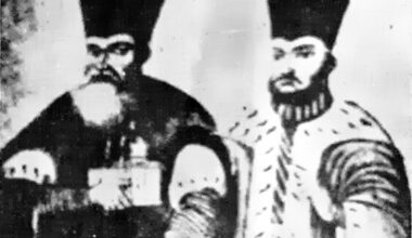 Constantin Cantemir și Antioh Cantemir