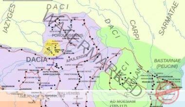 Dacia în timpul împăratului Marcus Aurelius