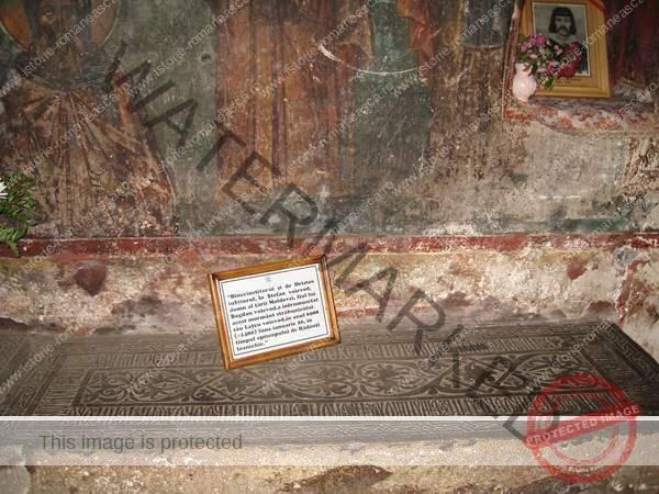 Mormântul lui Lațcu I