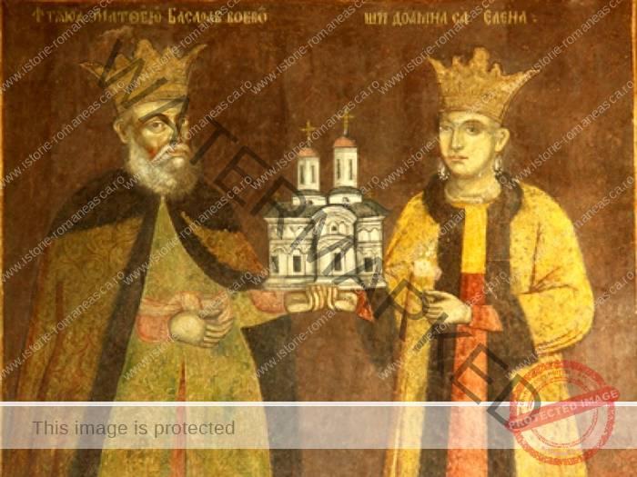 Matei Basarab, cel mai mare ctitor din spațiul românesc