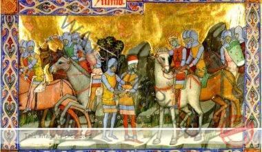 Capturarea lui Gyula cel Tânăr de către Ștefan I, regele Ungariei