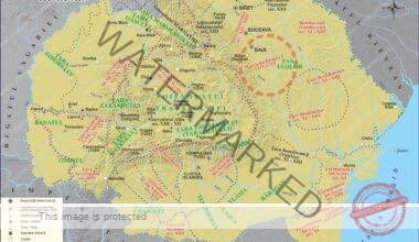 Spațiul românesc între secolele IX-XIV