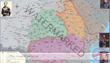 Țările Române între anii 1848-1859