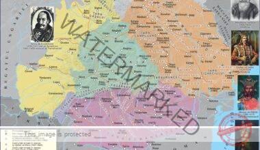 Țările Române între secolele XIV-XV