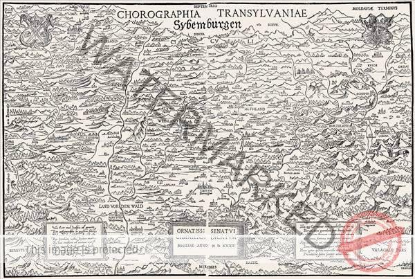 Chorographia Transylvaniae