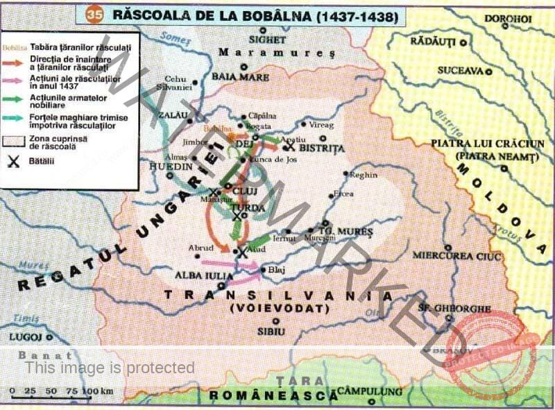 Răscoala de la Bobâlna (1437-1438)
