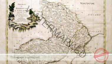 Moldova și Țara Românească în veacul al XVIII-lea