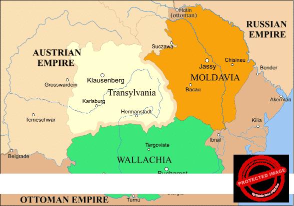 Tratatul de la Adrianopol din 1829: raialele Turnu, Giurgiu și Brăila