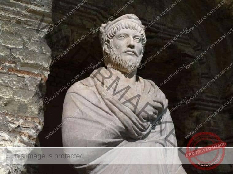Flavius Claudius Iulianus: Constantin cel Mare și Dacia
