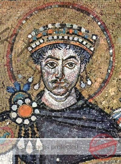 Justinianus despre reinstaurarea stăpânirii romane la nord de Dunăre