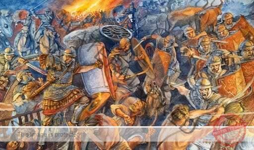 Cassius Dio: despre Rholex, Dapyx și Zyraxes