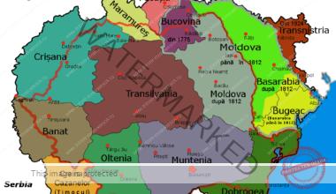 Regiuni românești