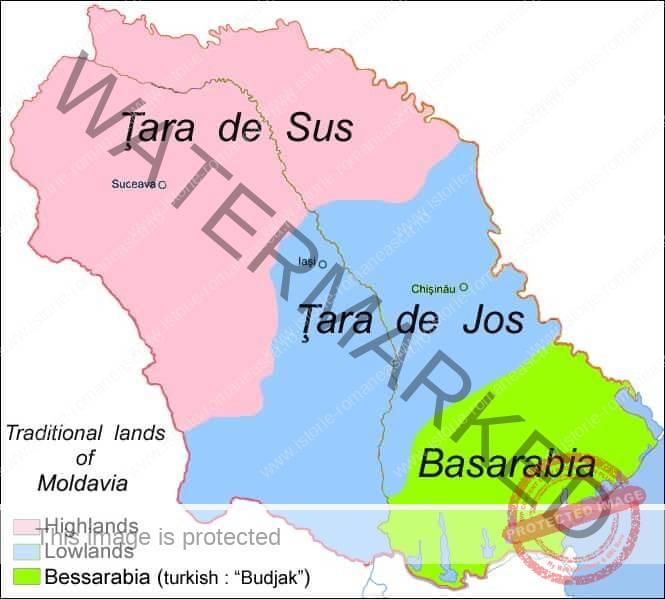 Regiunile Moldovei
