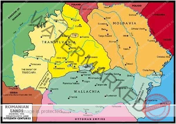 Statele medievale românești