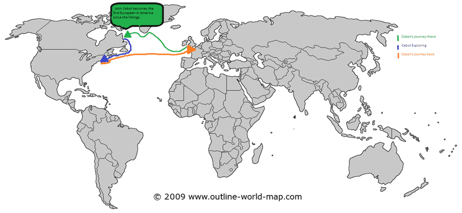 Călătoria lui John Cabot