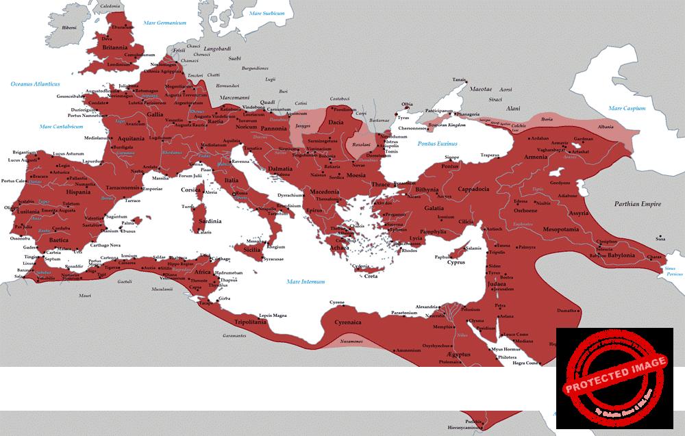 Descoperirile geografice din antichitate: romanii (opțional clasa a VI-a)