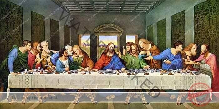 Leonardo da Vinci: Cina cea de Taină