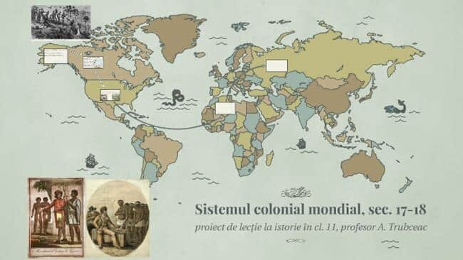 Europa și spațiile de civilizație extraeuropene (clasa a XI-a)