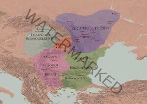 Culturi antice pe teritoriul României