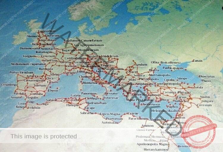 Drumuri romane