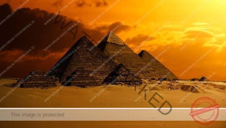 Monarhia egipteană (clasa a IX-a)