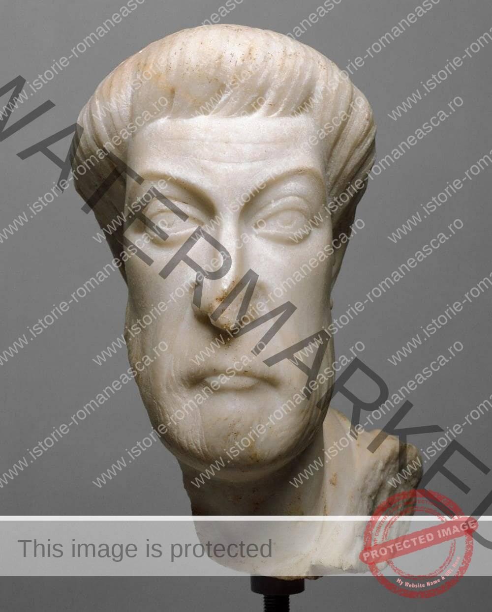 Eutropius: abandonarea Daciei de către Imperiul Roman